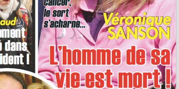 Véronique Sanson, l'homme de sa vie est mort ! (photo)