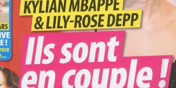 Kylian Mbappé en couple avec Lily-Rose Depp, sa réponse cash !