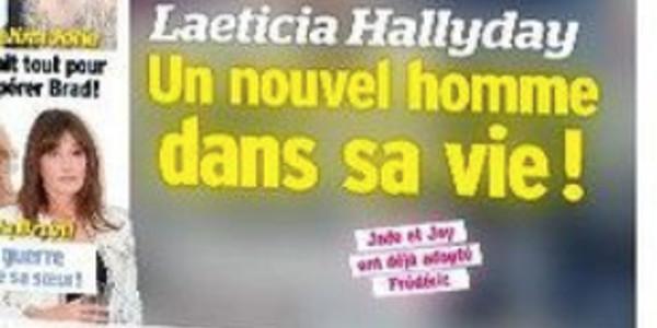 Laeticia Hallyday en couple avec un producteur de cinéma, déjà adopté par Jade