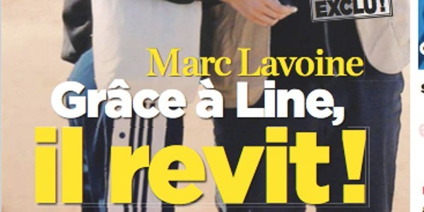 Marc Lavoine fou de Line Papin, un terrible coup de vieux (photo)