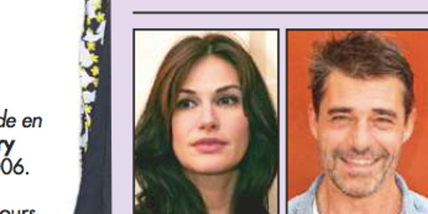 Thierry Neuvic «proche» d' Helena Noguerra, la rumeur court