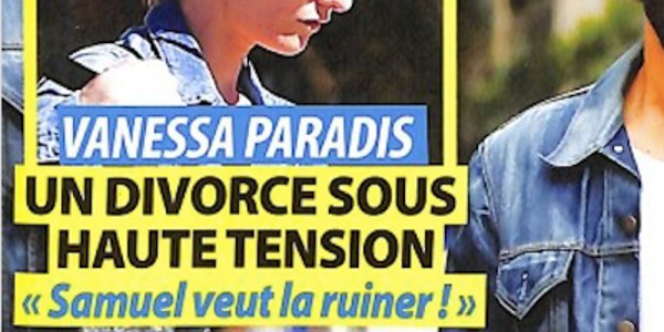 Vanessa Paradis et Samuel Benchetrit, un divorce sous tension, la vérité sur la rumeur