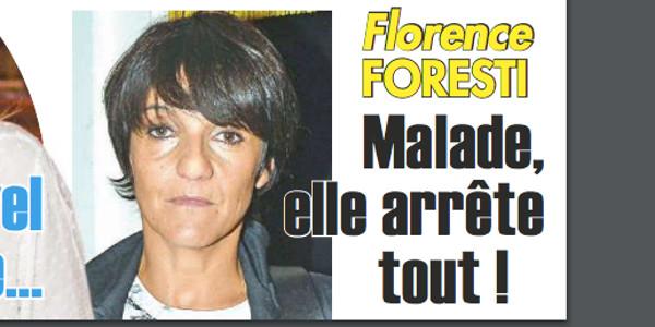 florence-foresti-malade-arrete-tout-le-cause-de-ses-ennuis