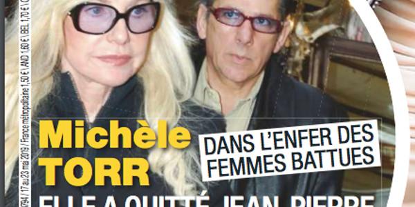 Michèle Torr, dans l'enfer des femmes battues, elle a quitté Jean-Pierre