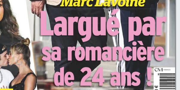 Marc Lavoine anéanti, largué par Line Papin, sa bombe de 24 ans