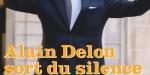 Alain Delon, État fragile - La confidence de Carole Bouquet, ça fait chaud au cœur