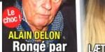 Alain Delon rongé par la maladie - SOS au fiancé de Sophie Marceau