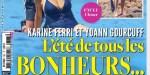"""Karine Ferri, Yoann Gourcuff, l'été de tous les bonheurs, """"un bébé"""" se profile"""