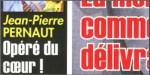 """Nathalie Marquay, Jean-Pierre Pernaut -  crise cardiaque """"fatale - angoissante mise en garde"""