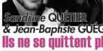 """Sandrine Quétier, """"oublié"""" Jean-Baptiste Guégan - L'homme de sa vie débusqué  (photo)"""