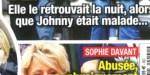 "Sophie Davant, cauchemar, un ""terrible deuil"" - terrible confidence"