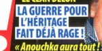 Alain Delon, héritage contesté - Sa fille Anouchka aura tout