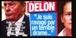 Alain Delon - ravagé par le drame - Coup foireux de son fils au Pays- Bas (photo)