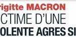Brigitte Macron, violente agression à l'Élysée - Son cri de cœur