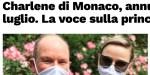 Charlène de Monaco, troisième bébé avec Albert - L'annonce fin juillet