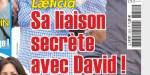 David Hallyday, Alexandra Pastor -froissés - Liaison avec Laeticia - décision implacable