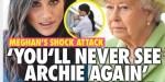 Elizabeth II - Vous ne verrez jamais Archie -  L'action en justice de Meghan Markle (photo)