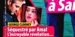 George Clooney séquestré par Amal - L'incroyable révélation (photo)