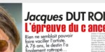 Jacques Dutronc, épreuve du cancer - Son fils Thomas dévoile la vérité (photo)