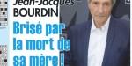 Jean-Jacques Bourdin sous le choc, brisé par la mort de sa mère
