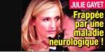 Julie Gayet, François Hollande - débusqués dans le Var - Une maladie neurologique gâche leur bonheur
