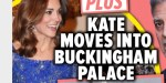 Kate Middleton, Prince William - Installation à Buckingham Palace - Implacable, Elizabeth II pose son veto (photo)