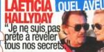 """Laeticia Hallyday, """"secret de Johnny"""" - Déballage qui """"froisse"""" Pascal en Italie"""