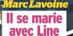 Marc Lavoine, Line Papin, mariage célébré à Paris - Sa bombe imposée à ses enfants