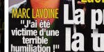 Marc Lavoine - terrible humiliation sur TF1 - la raison