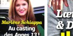 Marlène Schiappa - casting des Anges de la télé-réalité - Elle ouvre son cœur