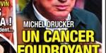Michel Drucker, cancer foudroyant - L'animateur face au drame