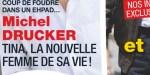 Michel Drucker, ça crise avec Dany Saval - Tina, la nouvelle femme de sa vie