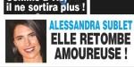 """Alessandra Sublet """"proche"""" de son ex - bonheur en pleine crise - Réjouissante nouvelle"""