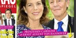Caroline de Monaco - funeste prédiction - Ernst August mourant - trouble confidence (photo)