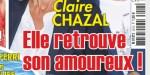 Claire Chazal, le bonheur -  Elle a retrouvé Arnaud Lemaire, son amoureux (photo)