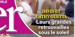 David et Cathy Guetta - ensemble à Cap Ferret- retour de flamme - ça se précise (photo)