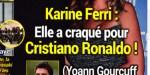 Karine Ferri craque pour Cristiano Ronaldo - Yoann Gourcuff furax (photo)