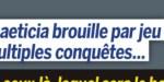 """Laeticia Hallyday """"brouille"""" le jeu avec Pascal - Un homme d'affaires dans sa vie (photo)"""