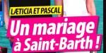 Laeticia Hallyday en robe de mariée,  mariage à Saint-Barth avec Pascal - sa déclaration (photo)