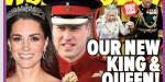 """Prince William, Kate Middleton, """"propulsés sur le trône"""" - Déplorable faux-fond à Elizabeth II"""