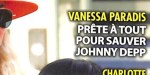 Vanessa Paradis, Samuel Benchetrit - angoisse familiale  -  SOS inquiétant de Johnny Depp