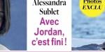 Alessandra Sublet célibataire - Avec Jordan, c'est déjà fini (photo)
