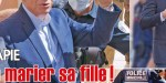 Bernard Tapie - énorme surprise au mariage de sa fille - Ça lui a fait le plus grand bien