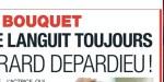 Carole Bouquet tourmentée - handicap - cette confession de Gérard Depardieu