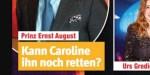 Caroline de Monaco - Délire paranoïaque - Surprenante méthode pour sauver son mari