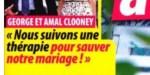 George Clooney - mariage avec Amal sauvé - Une surprenante thérapie