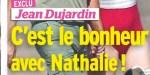 """Jean Dujardin, Nathalie Péchalat- en vacances dans le sud - Critique """"sournoise"""" de Vanessa Paradis"""