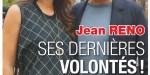 Jean Reno, le choc,  déjà ses dernières volontés