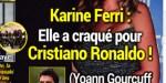 Karine Ferri coup de cœur pour Cristiano Ronaldo - Elle l'a échappé belle (photo)