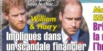 Kate Middleton - le choc - William et Harry impliqués dans un scandale financier